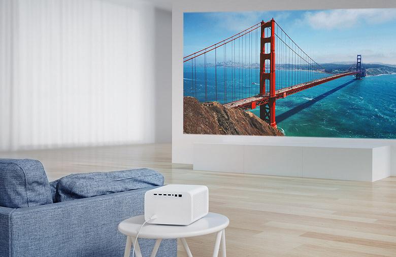 Доступный проектор Xiaomi Mijia Projector 2 Pro поступил в продажу у себя на родине