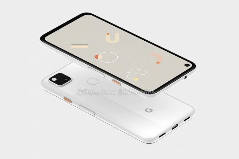 Google Pixel 4A сертифицирован перед выходом