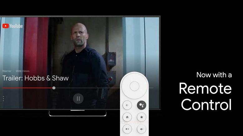 Конкурент Xiaomi Mi TV Stick от Google выходит уже через неделю