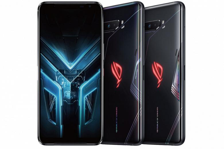 144 Hz, 1 ms, Snapdragon 865+, 16 GB y 6000 mAh.  El monstruo de juegos Asus ROG Phone 3 presentado