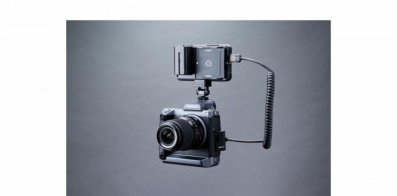 Вышли крупные обновления прошивок для всех камер системы Fujifilm GFX