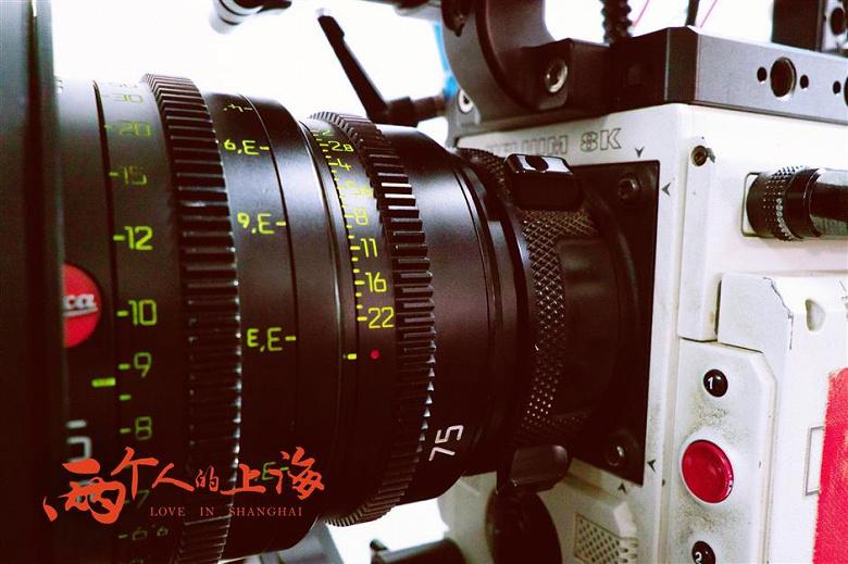 В Китае сняли свой первый сериал в 8K. Съёмки Love In Shanghai завершены, но даты выхода пока нет