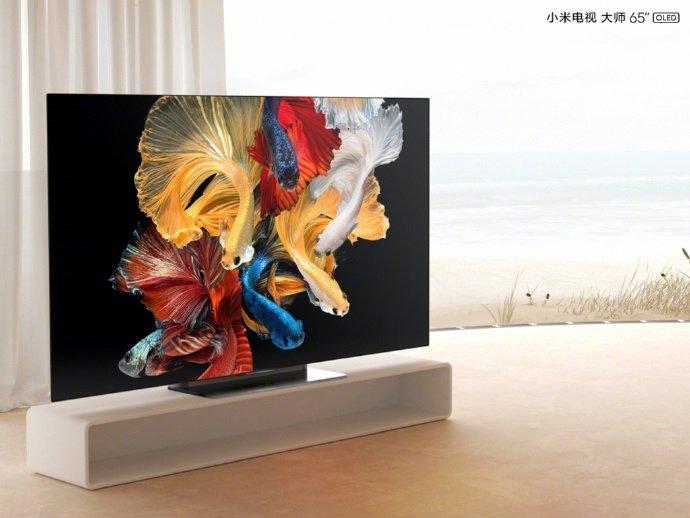 OLED, 65 дюймов, 4K, 120 Гц, HDR и HDMI 2.1 за $1840. Представлен первый OLED-телевизор Xiaomi