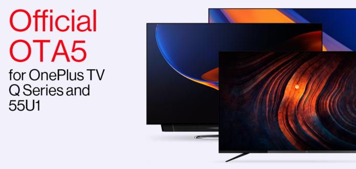 Телевизоры OnePlus получили новые функции Data Saver Plus, OxygenPlay и детский режим