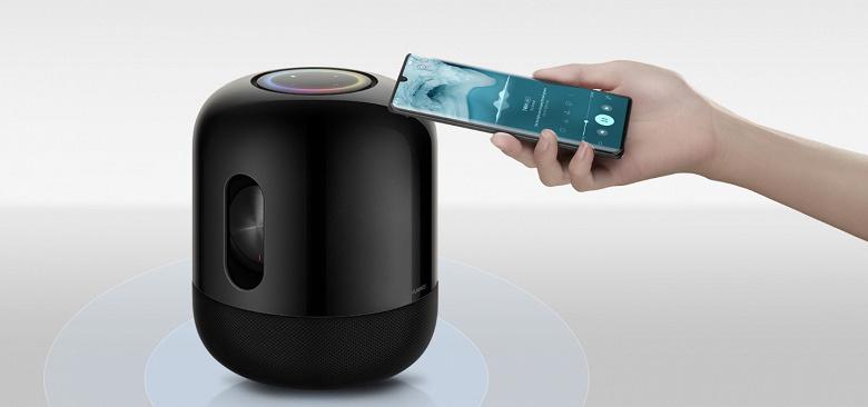 Стартовали продажи умной колонки Huawei Sound X в Европе