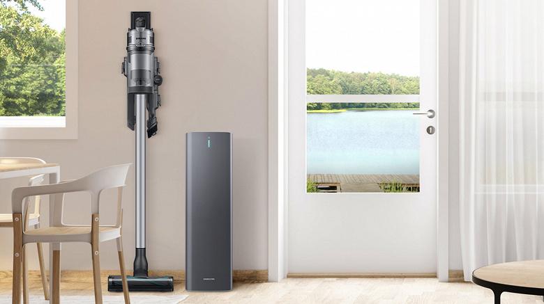 Samsung выпустила в России устройство для автоматической очистки контейнеров пылесосов Clean Station