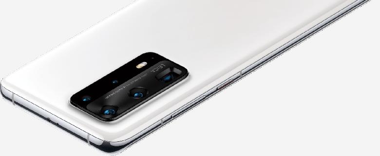 Топовый камерофон Huawei P40 Pro+ получил важное обновление