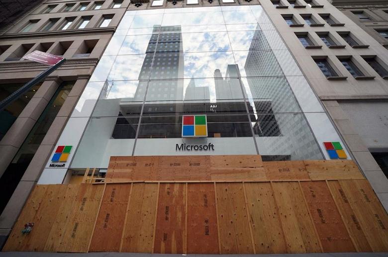 В Microsoft финансовый год начался с сокращения рабочих мест