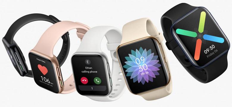 Умные часы Oppo Watch представлены для международного рынка с новыми ОС и SoC