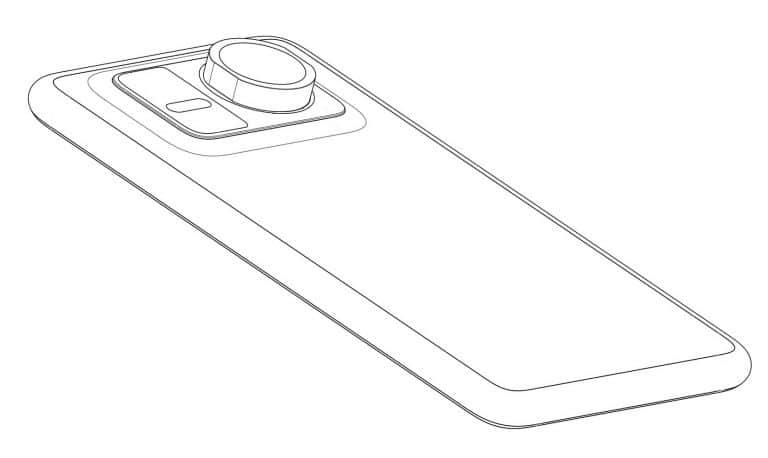 Перископ уже не модно. Huawei запатентовала смартфон со сменной оптикой