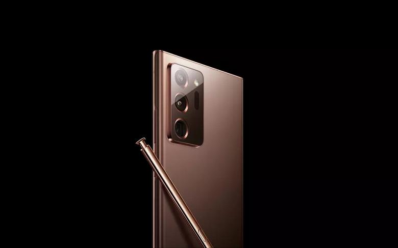 Рабочий Samsung Galaxy Note20 Ultra продемонстрировали во всей красе