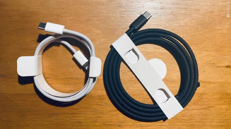 Черный и белый кабели для iPhone 12 — в чем отличие?