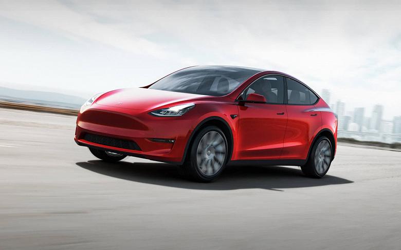 Tesla продала в июне 7500 кроссоверов Model Y, стартует производство самой доступной версии модели