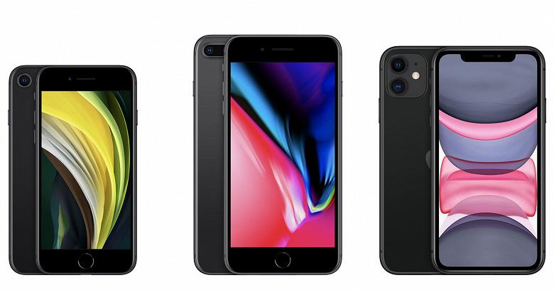 Apple выпустит три недорогих iPhone SE в 2021 году, один унаследует дизайн iPhone 11