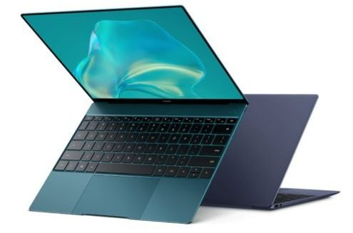 Флагманские ноутбуки Huawei MateBook X вышли у себя на родине