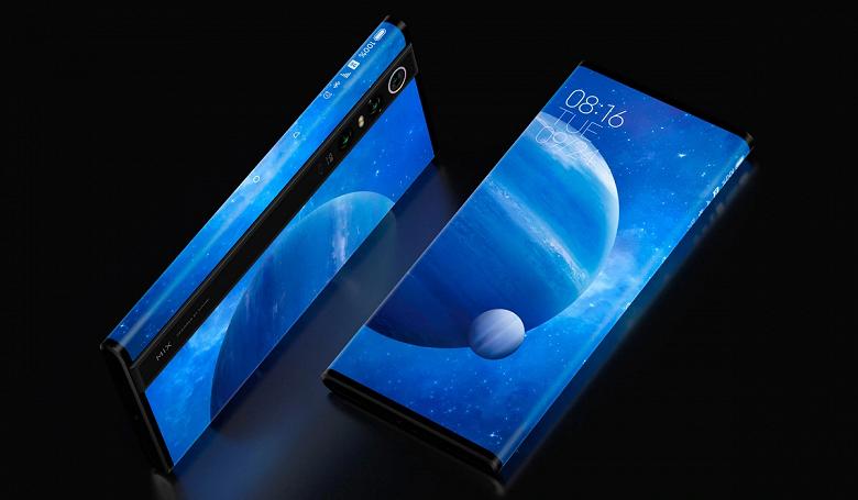 Уникальный смартфон Xiaomi Mi Mix Alpha отменили, Xiaomi сосредоточилась на Xiaomi Mi Mix следующего поколения