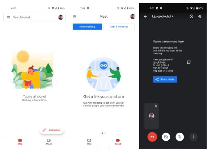 Google насильно внедряет видеозвонки в почту на Android. Как избавиться от Meet в Gmail