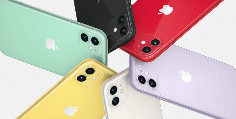 Цветовая палитра iPhone 12 порадует разнообразием