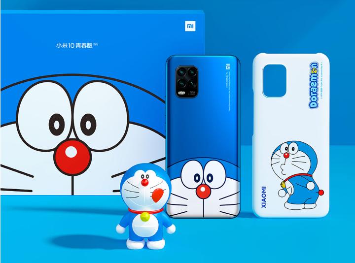 Представлена новая версия недорогого камерофона Xiaomi Mi 10 Youth Edition