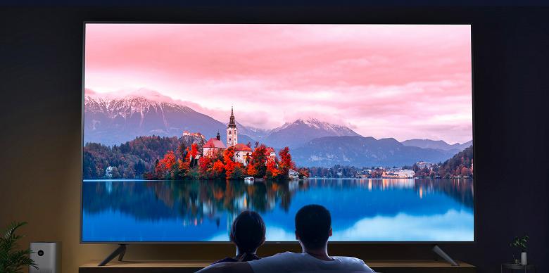 Гигантский телевизор Redmi Max 98 взорвал рынок