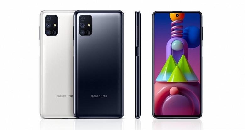 Это лучший среднебюджетный смартфон Samsung? Galaxy M51 с гигантским аккумулятором представлен официально
