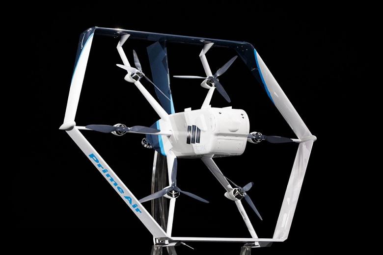 Тысячи дронов над головами. Amazon получила лицензию авиаперевозчика для проекта доставки товаров дронами