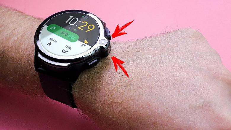 Первые умные часы с Android 10 получат рекордный аккумулятор