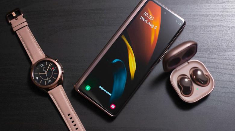 Samsung Galaxy Z Fold2 тоже получит «чудо-стекло» нового поколения. Gorilla Glass Victus будет защищать внешний экран аппарата