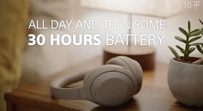 Одни из лучших наушников в классе? Sony WH-1000XM4 засветились в рекламном видео