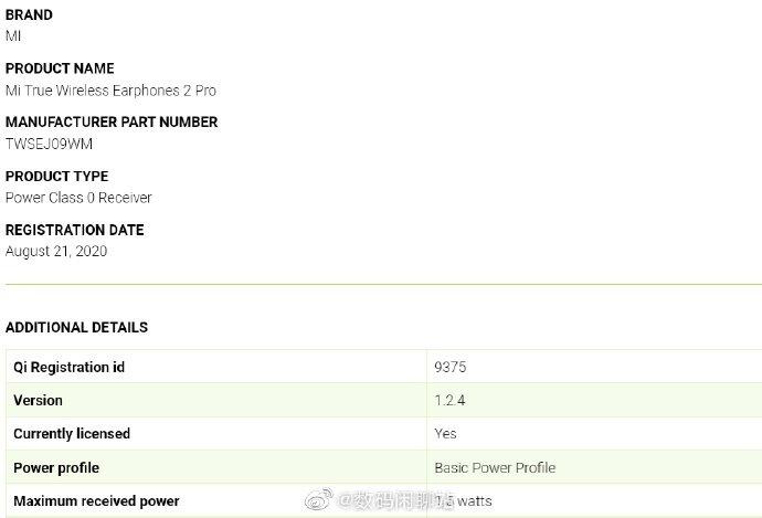 Xiaomi Mi True Wireless Earphones 2 Pro – еще одни недорогие наушники с активным шумоподавлением