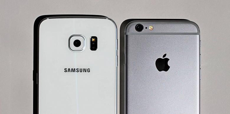Американцев мало интересуют какие-то смартфоны, кроме iPhone. Apple заняла почти половину родного рынка во втором квартале