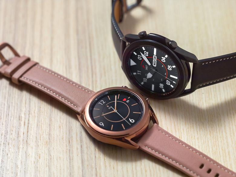 Две очень важные функции новых часов Samsung Galaxy Watch3 станут доступны лишь следующей весной