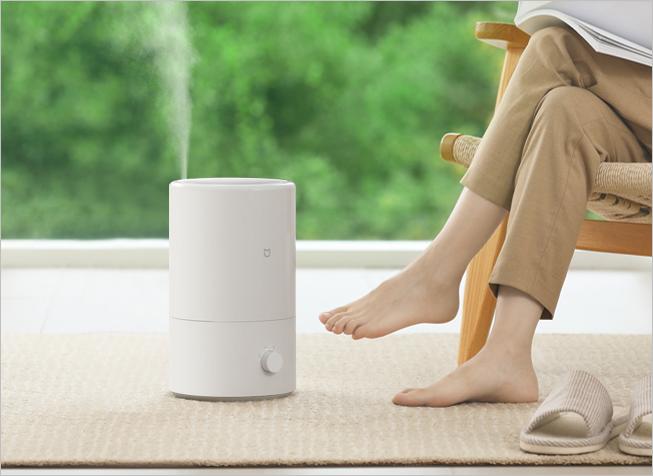Xiaomi представила недорогой гаджет для умного дома. Анонс Xiaomi Mijia Smart Humidifier