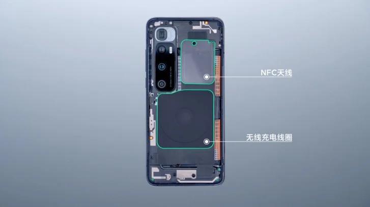 Xiaomi раскрыла секрет 50-ваттной беспроводной зарядки Xiaomi Mi 10 Ultra