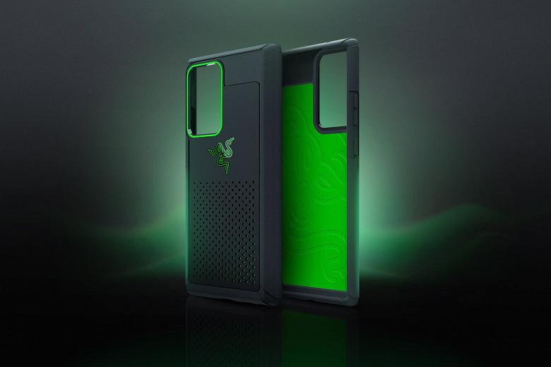 Razer выпустила очень интересный чехол для Samsung Galaxy Note20 и Galaxy Note20 Ultra