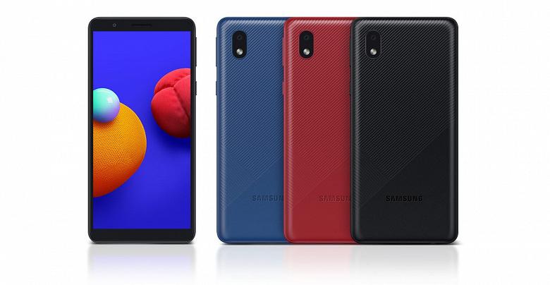 Samsung выпустила в России свой самый дешёвый смартфон