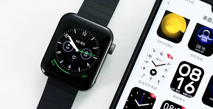 Умные часы Xiaomi Mi Watch обучили куче новых трюков