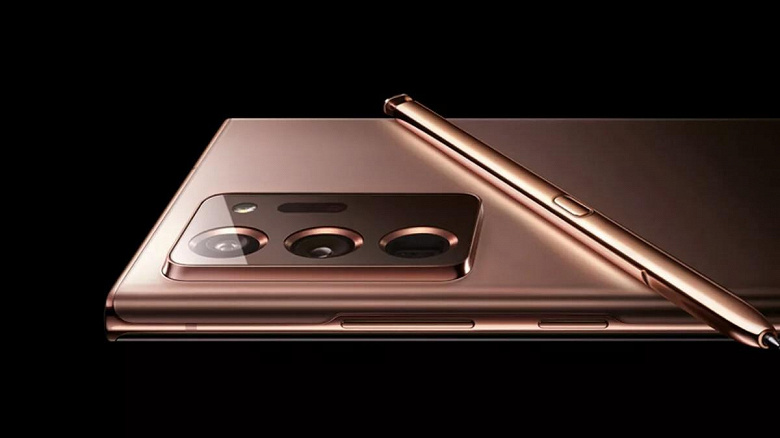 Итоги предзаказов: Galaxy Note20 уступает по популярности Galaxy Note10