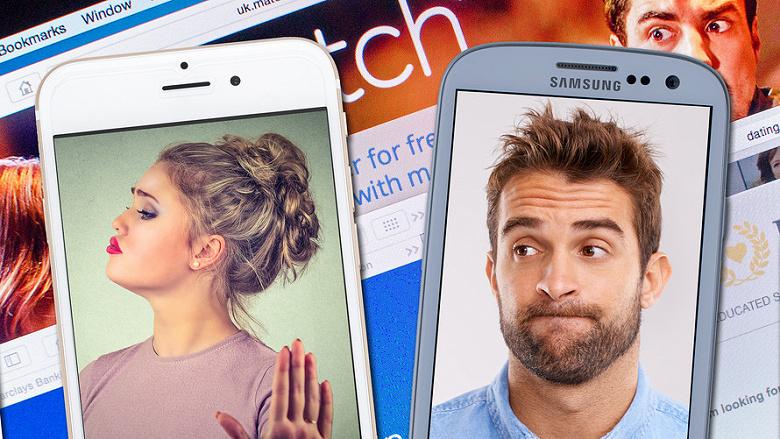 iPhone повышает привлекательность на 76%. Ищущим свою любовь рекомендуется избегать BlackBerry
