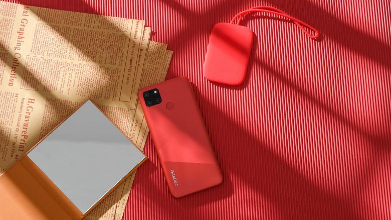 Огромный аккумулятор и свежая «геймерская» платформа в смартфоне за 130 долларов. Представлен Realme C12
