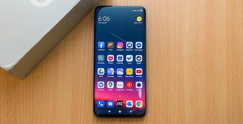 Android 11 приносит проблемы на Xiaomi Mi 10