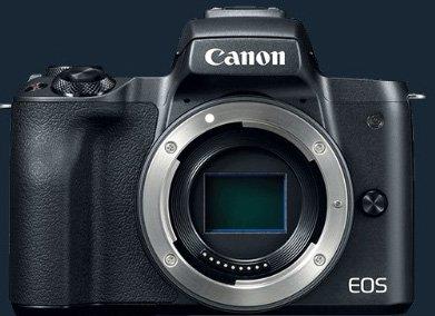 Беззеркальная камера Canon EOS M7 получит датчик APS-C разрешением 32,5 Мп и новый процессор