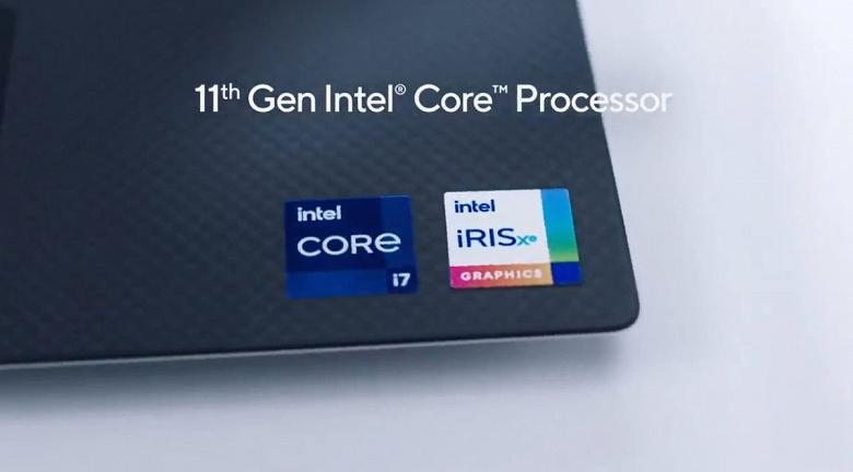 Самые современные процессоры Intel. В Сеть попали рекламные материалы, касающиеся CPU Tiger Lake-U