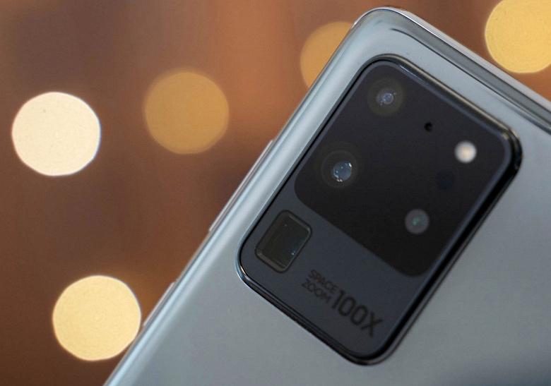 Непостоянство Samsung. В смартфонах линейки Galaxy S21 не будет камер ToF