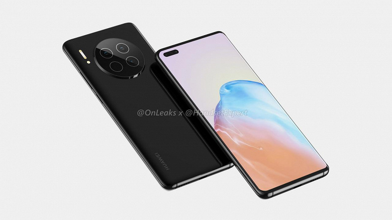 Производство экранов Huawei Mate 40 и Mate 40 Pro стартовало, какие они