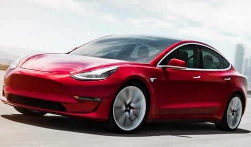 Tesla Model 3 — бестселлер европейского рынка электромобилей