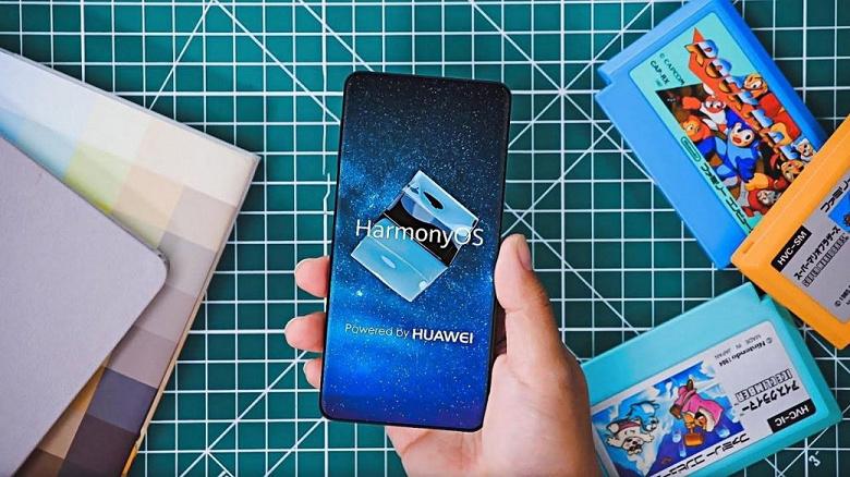 Мобильная HarmonyOS на смартфонах Huawei появится уже до конца 2020 года