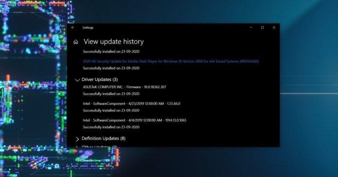 Эти обновления лучше не устанавливать в Windows 10. Microsoft предлагает старые драйверы по ошибке