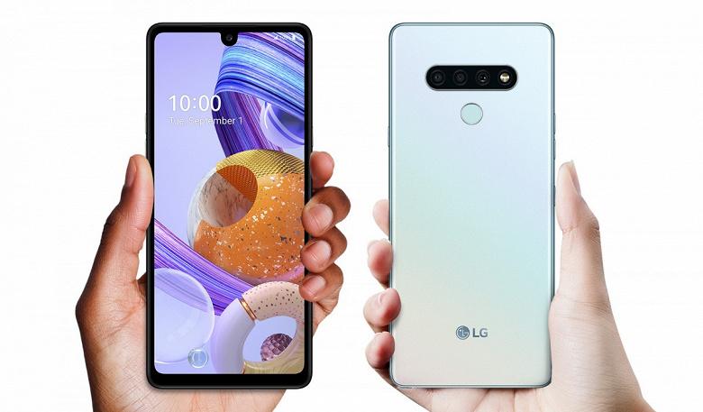 MIL-STD-810, стилус и стереодинамики. Представлены смартфоны LG K42 и K71