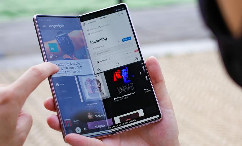 Конец эпохи флагманов Samsung Galaxy S и Galaxy Note. Samsung переключается на сгибающиеся смартфоны